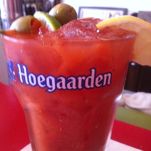 Bloody Mary @ Cowgirl Kitchen