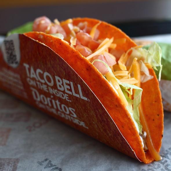 Doritos Locos Taco Supreme @ Taco Bell