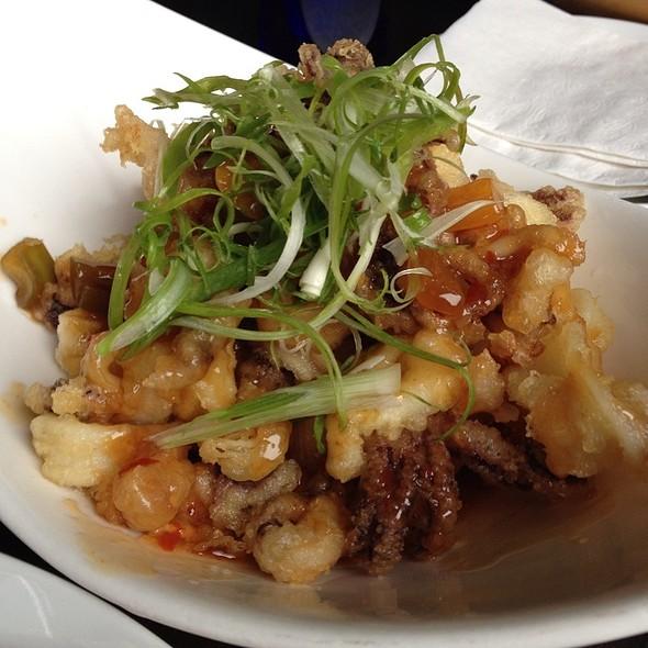 Calamari Tofu