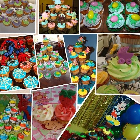 Cupcakes Y Mas Cupcakes @ Cupcakes & Mas