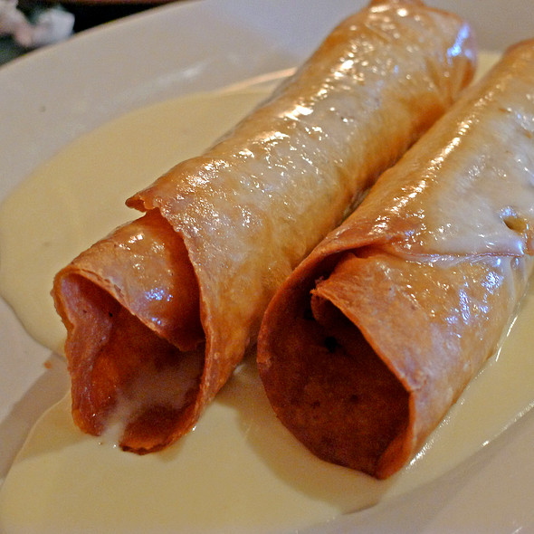 Fried Beef Burritos @ El Cotija Mexican Restaurant