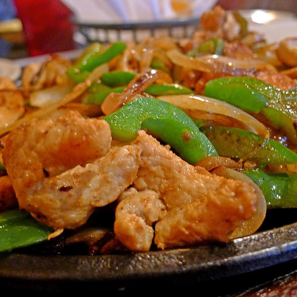 Chicken Fajitas @ El Cotija Mexican Restaurant