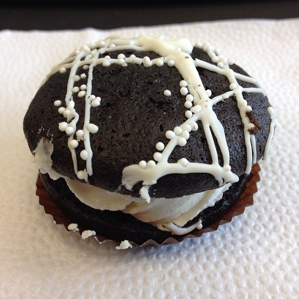 Whoopie Pie @ Starbucks