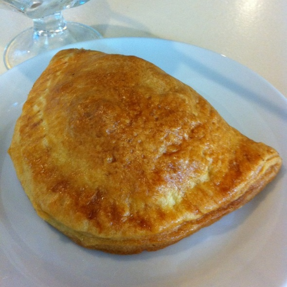 Cheese Empanada @ Coffee @ Cafe