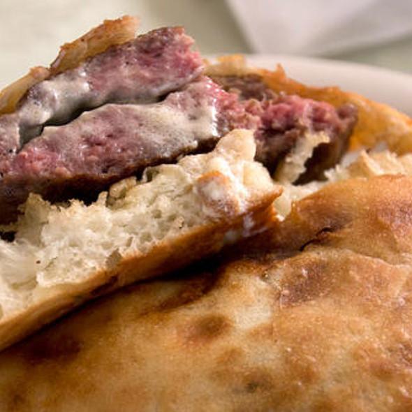 Pljeskavica Burger @ Palma