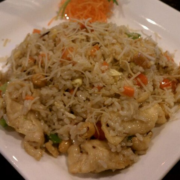 Thai Coconut Rice @ Jiang's Asian Fusion