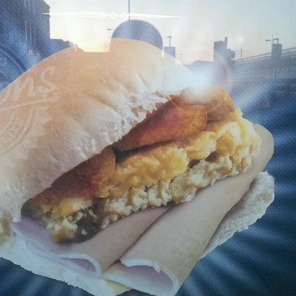 Pork Dip Sandwich @ M I Dickson