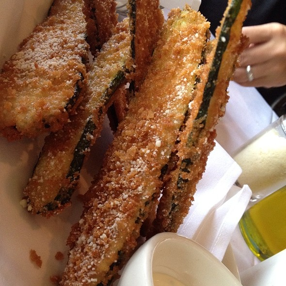 Crispy Zucchini Fritte - Maggiano's - Naperville, Naperville, IL