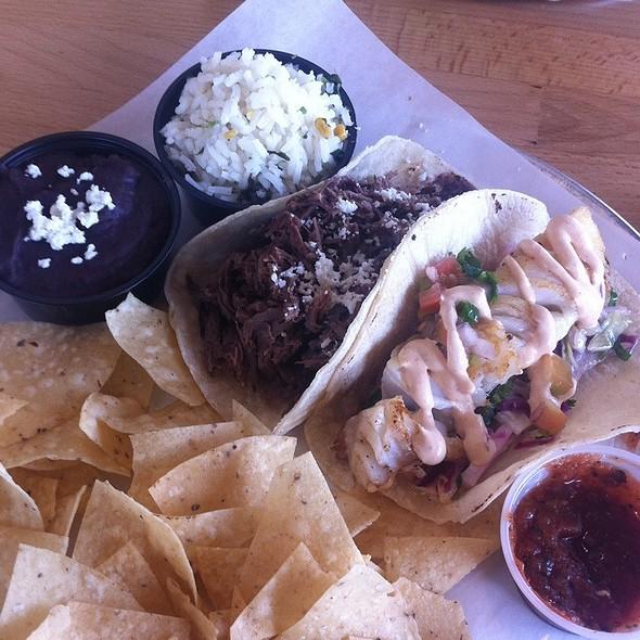 Cabo Fish Taco & Latin Love @ Taco Ocho
