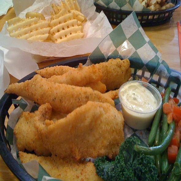 Tin fish restaurant menu port st lucie fl foodspotting for Tin fish restaurant