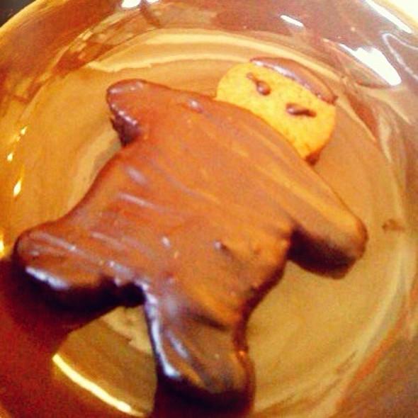 Ginger Ninja @ Black Star Pastry