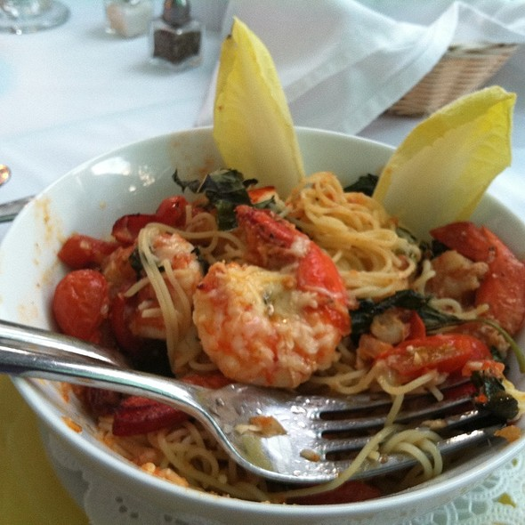 Shrimp Sole @ Café Solé