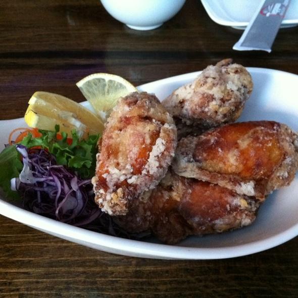 Drunk Fried Chicken Wings - Teppan Bar & Grill, Jersey City, NJ