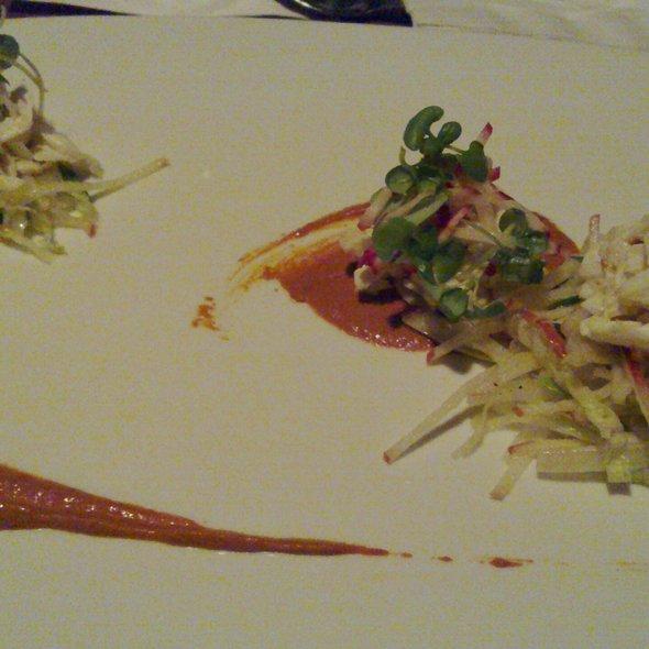 Giant crab lump salad @ Yelapa Mexican Restaurant