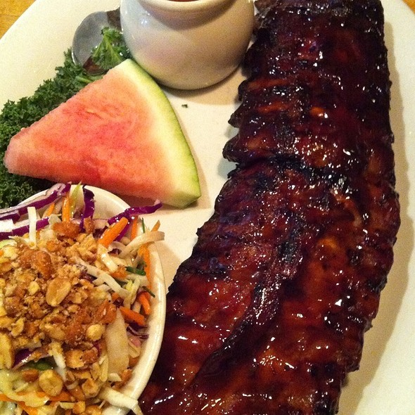 Baby Back Ribs @ Lucille's Smokehouse BBQ