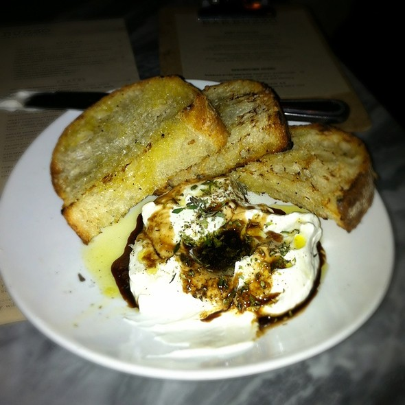 Sheeps Milk Ricotta @ Barbuzzo