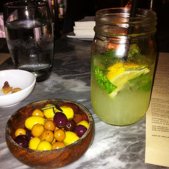Olives @ Barbuzzo