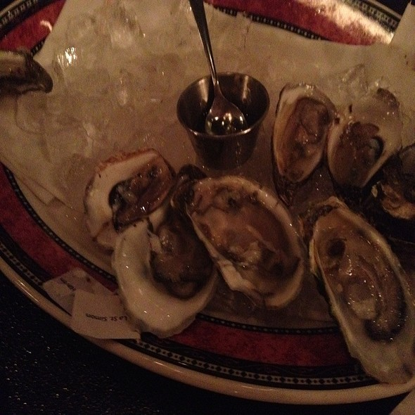 $1 Oyster Night Cant Goooo Wrong @ Lento Fine Dining Restaurant