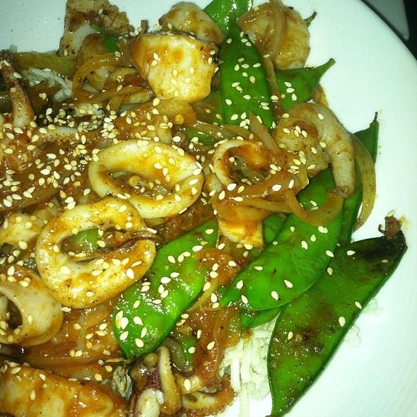 Xo Shrimp Scallops And Calamari @ Zentan Restaurant