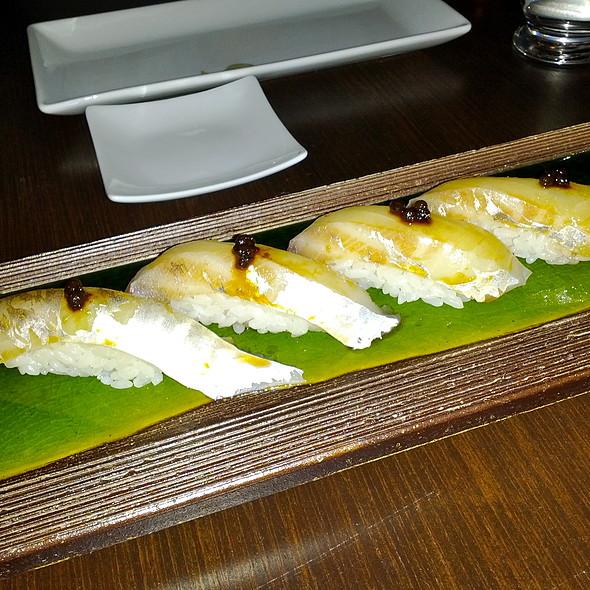 Suzuki Nigiri Sushi @ Restaurant Park