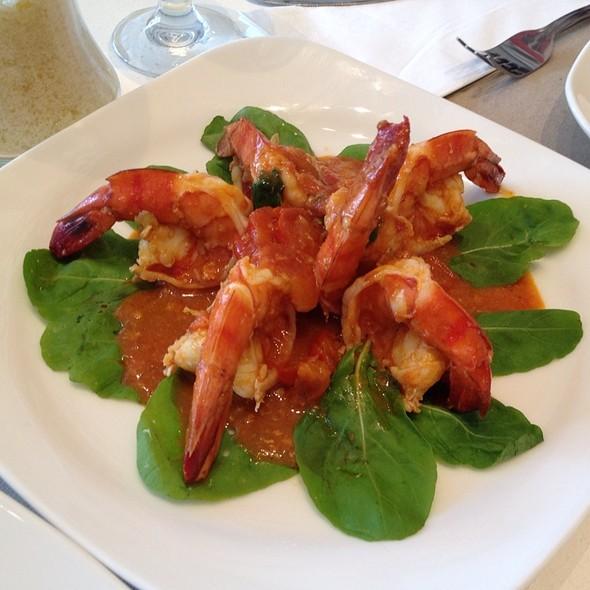Spadellata Di Gamberetti @ Aria Cucina Italiana