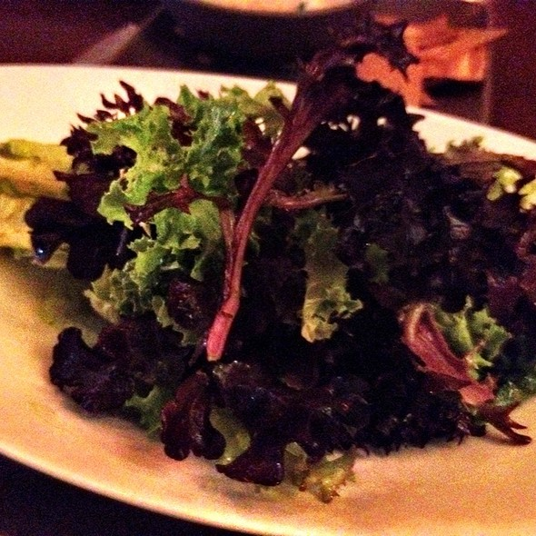 Green Goddess Salad @ Prospect