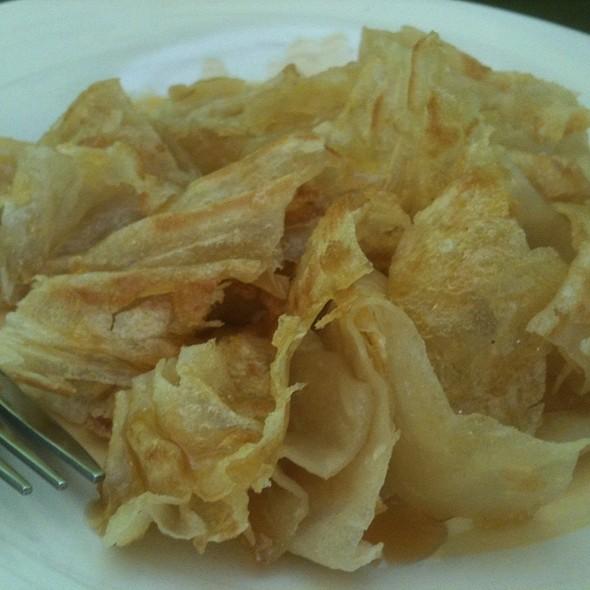 Caramel Roti @ Guu Fusion Roti&Tea