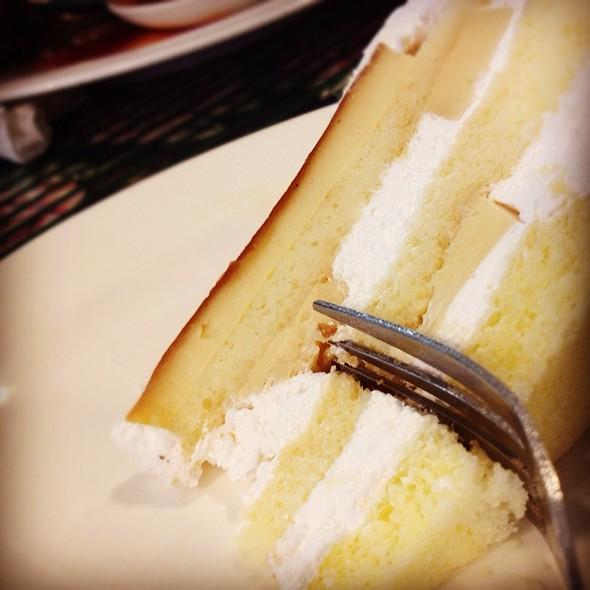 Dulce de Leche Cake @ Claudette's