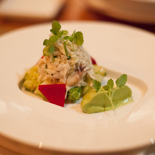 Dungeness Crab @ Craft Los Angeles