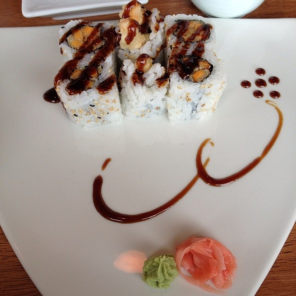 Peter giddey foodspotting for Arisu japanese cuisine