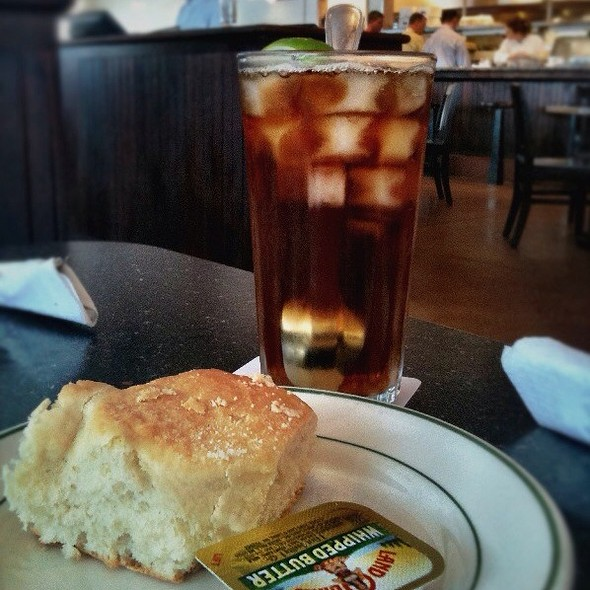 Homemade Biscuit @ Monument Cafe