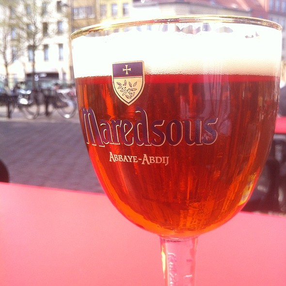 maredsous abbey ale @ Rode 7