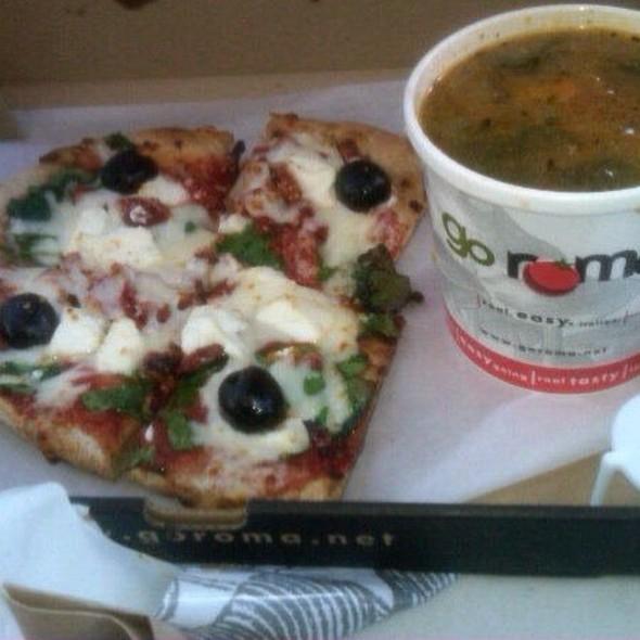 Go roma italian kitchen menu chicago il foodspotting for Italian kitchen to go