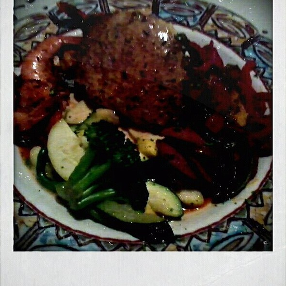 Mixed Grill @ Pearl's New Orleans Kitchen