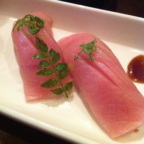 O-toro Sushi @ Yuzu Sushi and Sake Bar