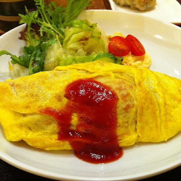 Japanese Omelette Rice @ Ippei-An Ramen & Bar