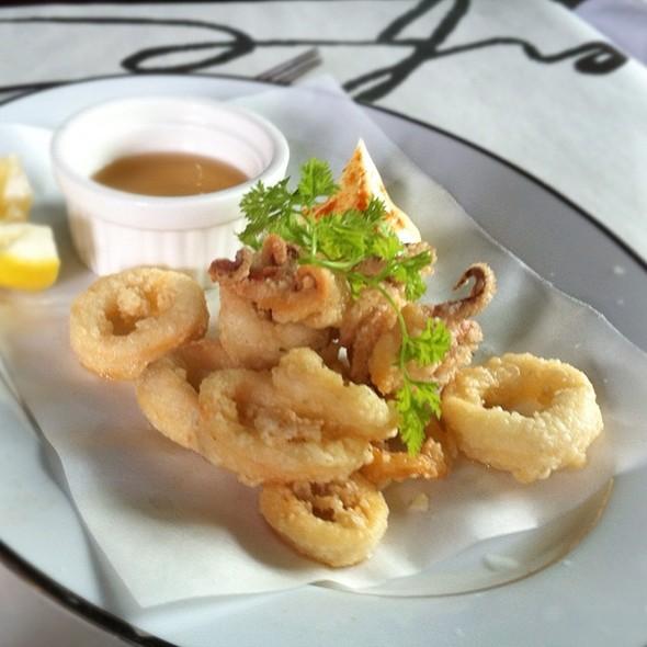 Crispy Calamari @ PS Cafe @ A.S.H Park