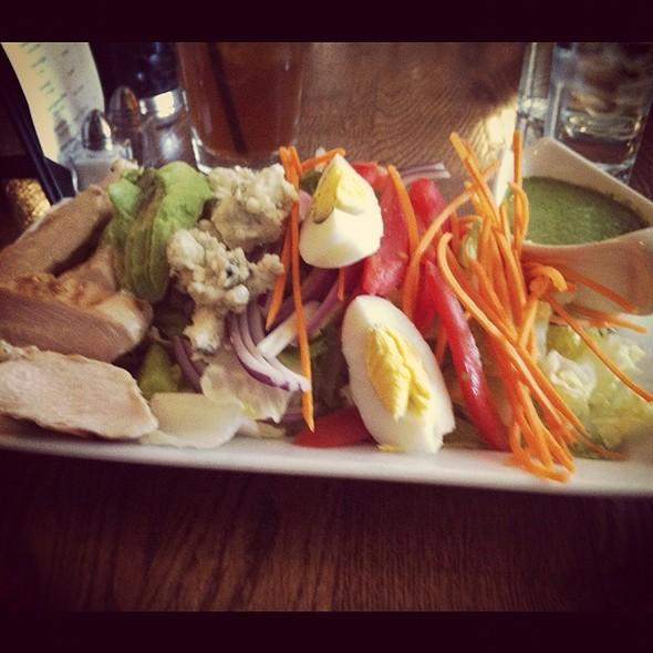 Cobb Salad @ Chives Restaurant
