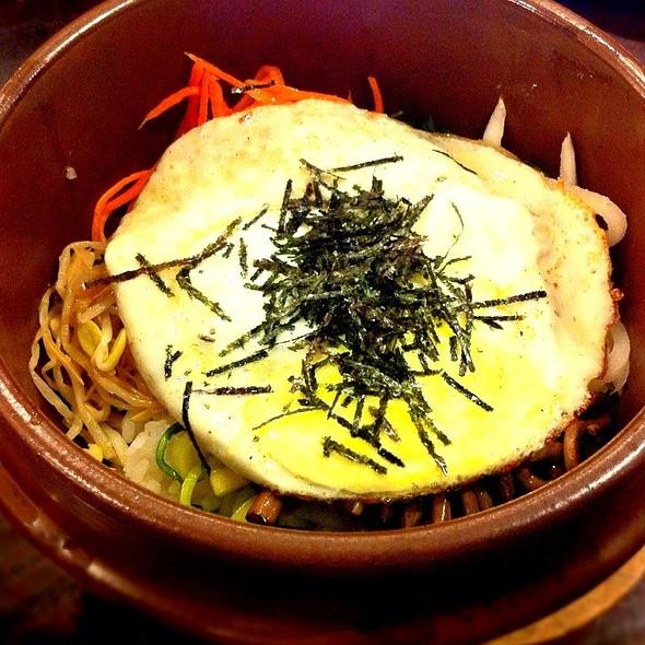 Dolsot Bibim Bap @ Chang Jing Korean BBQ