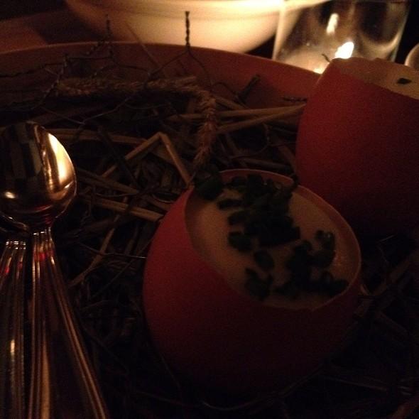 Farm Eggs And Cauliflower @ Acme