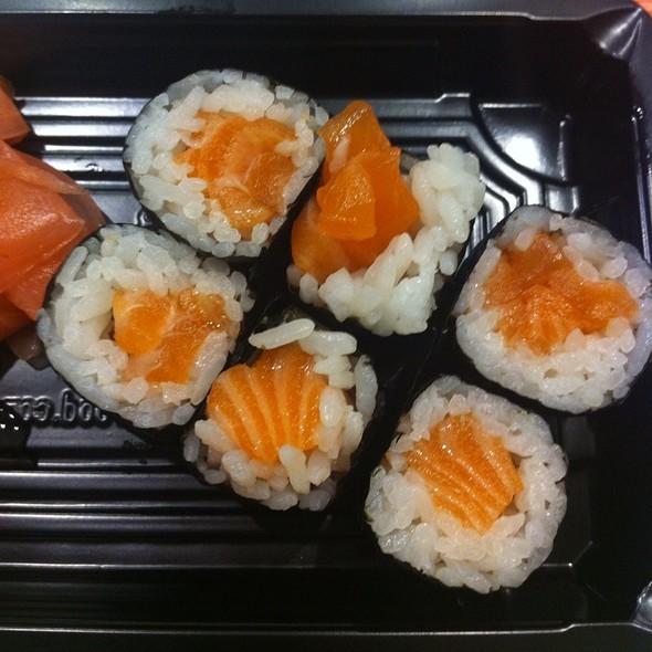 Salmon Maki @ Sushi Corner - C.C. Colombo