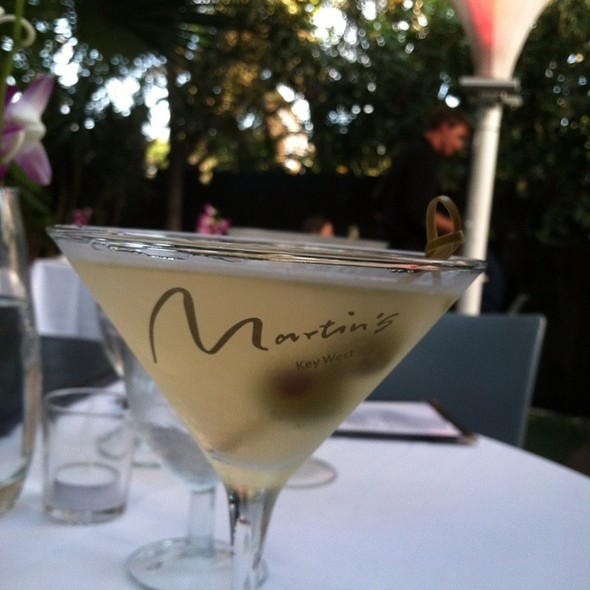 Martini - Martin's, Key West, FL