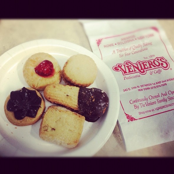 Assortment @ Veniero's Pasticceria & Caffe