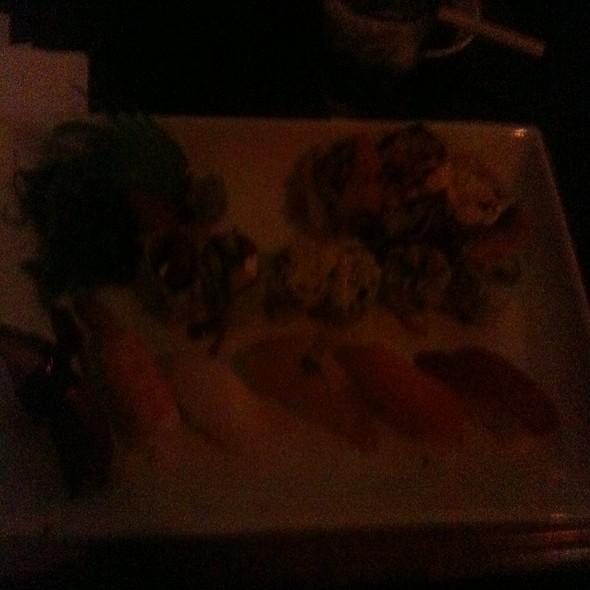 Assorted Sushi Plate  @ Hiro Sushi