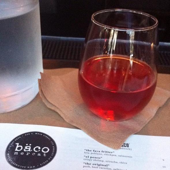 Wine @ Bäco Mercat