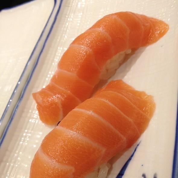 Salmon @ Furusato Sushi Japanese Restaurant