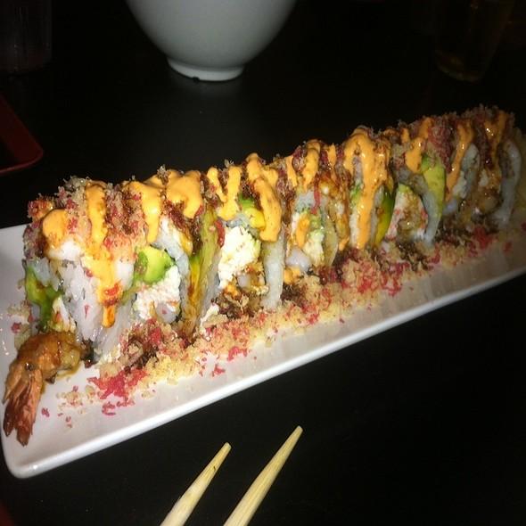 Killer Shrimp @ Sushiya Restaurant