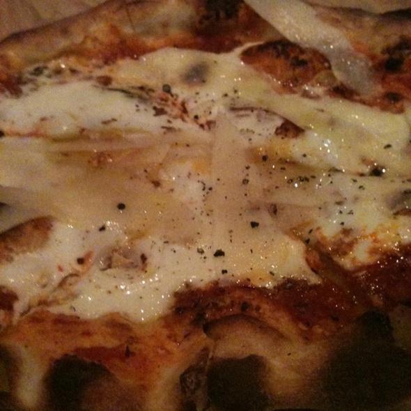 Purgatorio Pizza @ Pizzeria Delfina