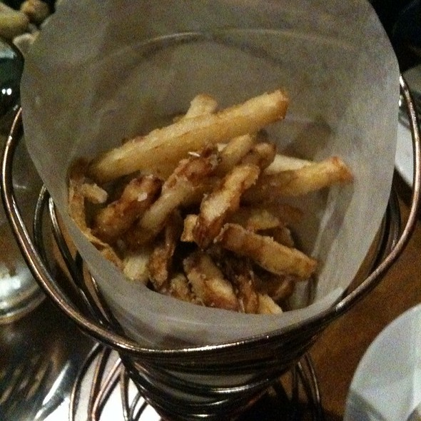 Turnip Fries @ The Independent Restaurant And Bar
