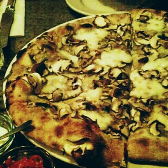 Crimini Pizza  @ Delancey